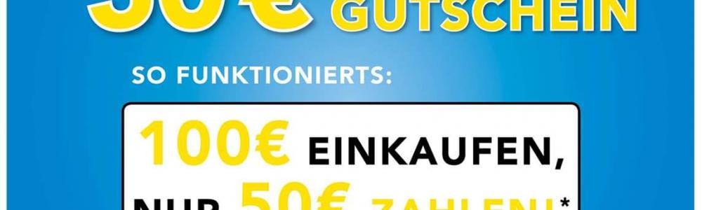 Fussl € 50,- Gutschein